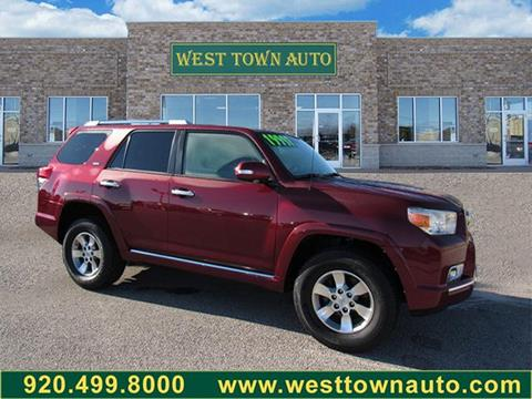 2010 Toyota 4Runner for sale in Green Bay WI