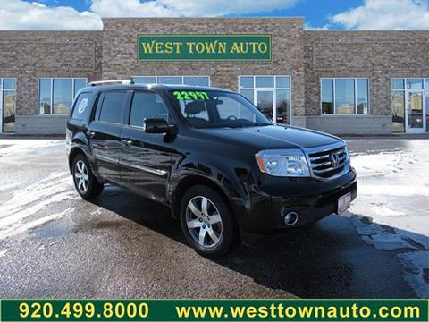 2015 Honda Pilot for sale in Green Bay, WI