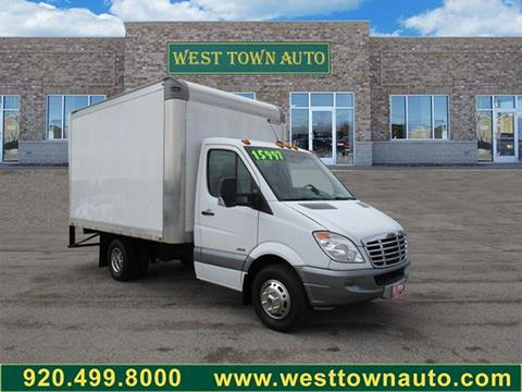 2008 Freightliner Sprinter Cab Chassis for sale in Green Bay, WI