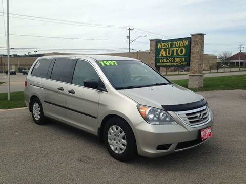 2008 Honda Odyssey for sale in Green Bay, WI