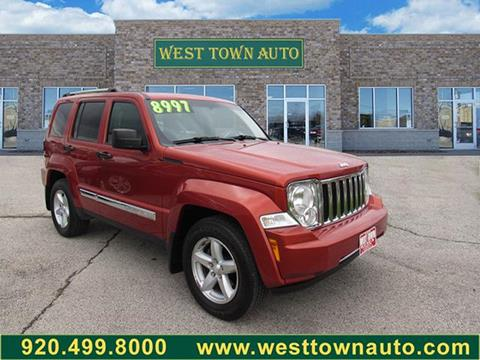 2009 Jeep Liberty for sale in Green Bay, WI