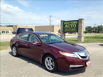 2009 Acura TL for sale in Green Bay WI