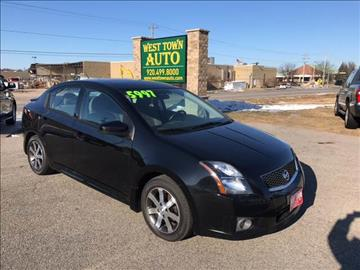 2011 Nissan Sentra for sale in Green Bay, WI