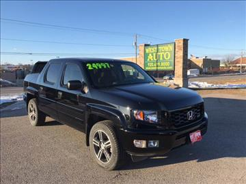 2013 Honda Ridgeline for sale in Green Bay, WI