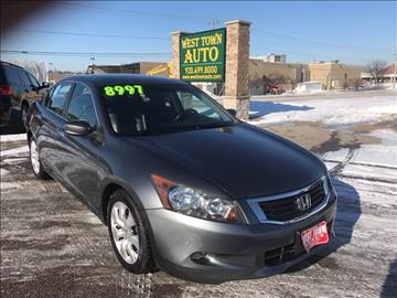 2008 Honda Accord for sale in Green Bay WI