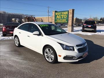 2015 Chevrolet Cruze for sale in Green Bay, WI
