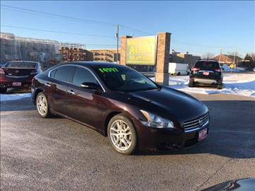 2010 Nissan Maxima for sale in Green Bay, WI