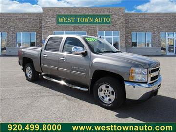 2012 Chevrolet Silverado 1500 for sale in Green Bay WI