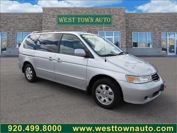 2004 Honda Odyssey for sale in Green Bay WI