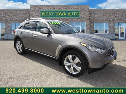 2010 Infiniti FX35 for sale in Green Bay WI