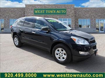 2011 Chevrolet Traverse for sale in Green Bay, WI