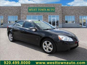 2009 Pontiac G6 for sale in Green Bay WI