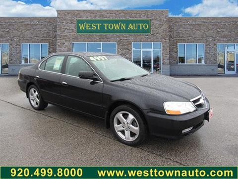 2003 Acura TL for sale in Green Bay WI