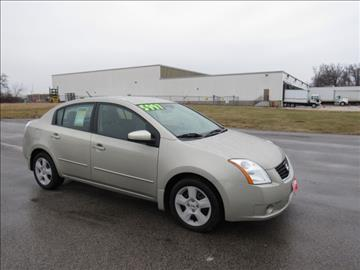 2008 Nissan Sentra for sale in Green Bay WI
