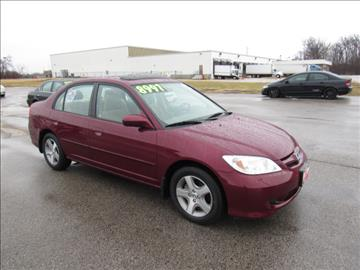 2004 Honda Civic for sale in Green Bay, WI