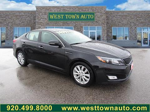 2014 Kia Optima for sale in Green Bay WI