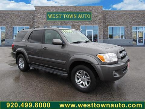 2005 Toyota Sequoia for sale in Green Bay, WI