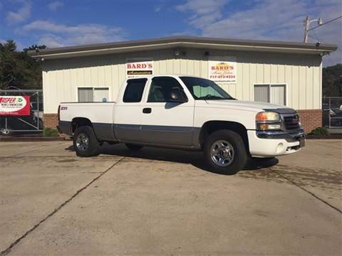 2004 GMC Sierra 1500 for sale at BARD'S AUTO SALES in Needmore PA