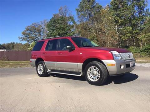 2003 Mercury Mountaineer for sale in Needmore, PA