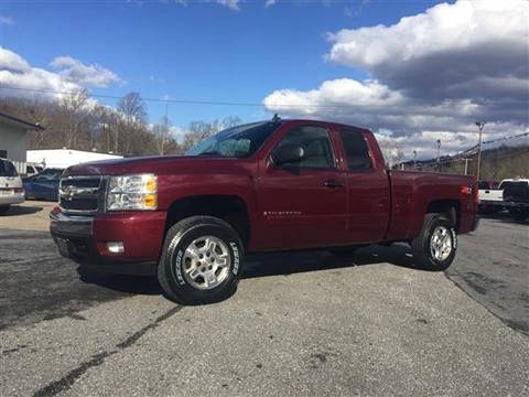 2008 Chevrolet Silverado 1500 for sale at BARD'S AUTO SALES in Needmore PA