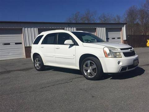 2008 Chevrolet Equinox for sale at BARD'S AUTO SALES in Needmore PA