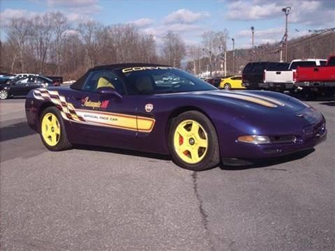 1998 Chevrolet Corvette for sale at BARD'S AUTO SALES in Needmore PA