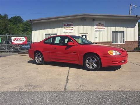 2000 Pontiac Grand Am for sale in Needmore, PA