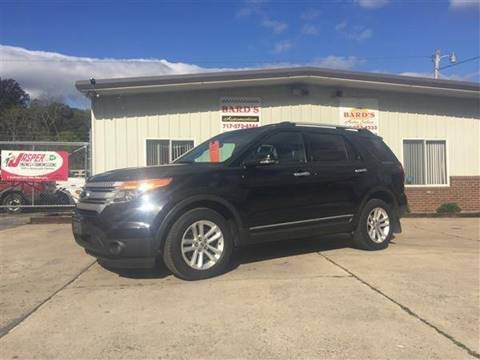 2015 Ford Explorer for sale at BARD'S AUTO SALES in Needmore PA