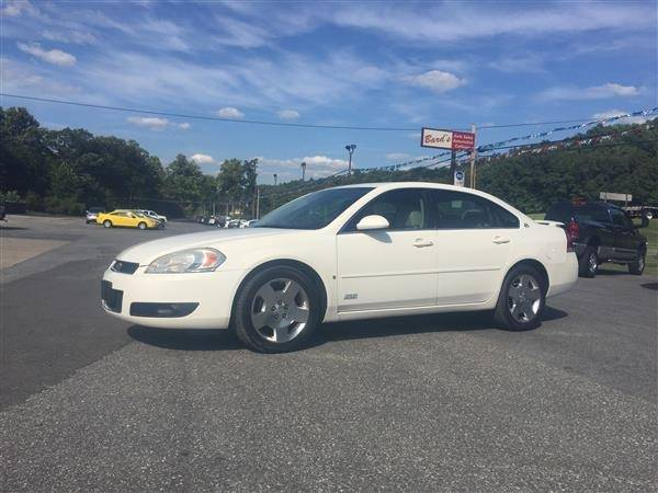 2006 Chevrolet Impala For Sale At BARDu0027S AUTO SALES In Needmore PA