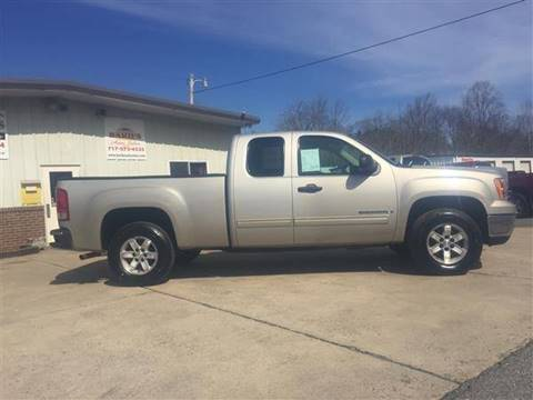 2008 GMC Sierra 1500 for sale in Needmore, PA