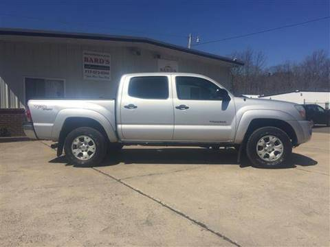 2010 Toyota Tacoma for sale at BARD'S AUTO SALES in Needmore PA