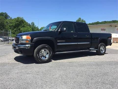 2004 GMC Sierra 2500HD for sale in Needmore, PA