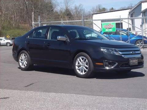 2012 Ford Fusion for sale at BARD'S AUTO SALES in Needmore PA