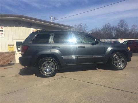 2007 Jeep Grand Cherokee for sale at BARD'S AUTO SALES in Needmore PA
