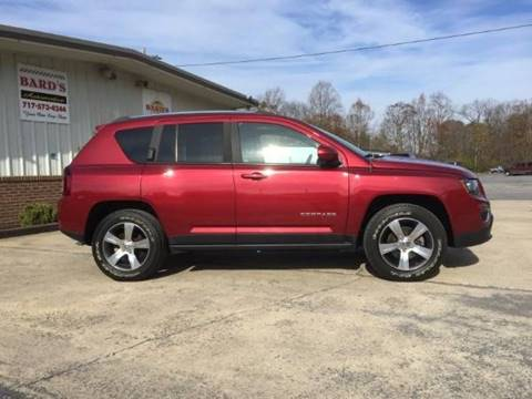 2016 Jeep Compass for sale at BARD'S AUTO SALES in Needmore PA