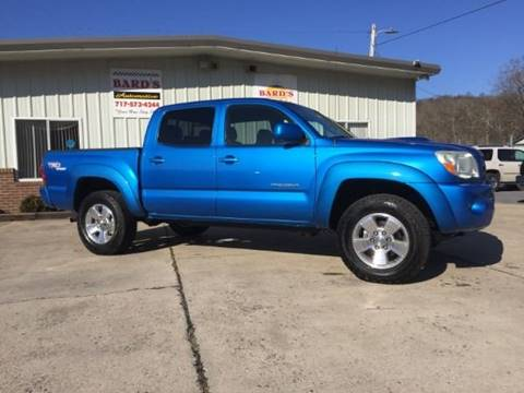 2006 Toyota Tacoma for sale at BARD'S AUTO SALES in Needmore PA