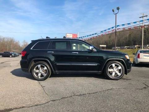 2012 Jeep Grand Cherokee for sale at BARD'S AUTO SALES in Needmore PA