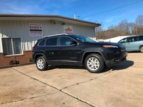 2014 Jeep Cherokee for sale at BARD'S AUTO SALES in Needmore PA