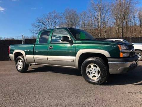 2004 Chevrolet Silverado 1500 for sale at BARD'S AUTO SALES in Needmore PA