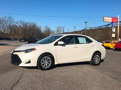 2018 Toyota Corolla for sale at BARD'S AUTO SALES in Needmore PA