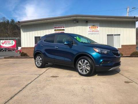 2019 Buick Encore for sale at BARD'S AUTO SALES in Needmore PA