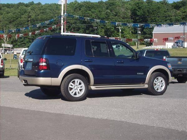 2007 Ford Explorer Eddie Bauer 4dr SUV 4WD V6 - Needmore PA