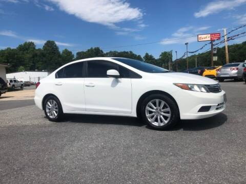 2012 Honda Civic for sale at BARD'S AUTO SALES in Needmore PA