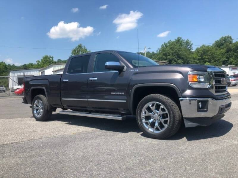 2014 GMC Sierra 1500 for sale at BARD'S AUTO SALES in Needmore PA