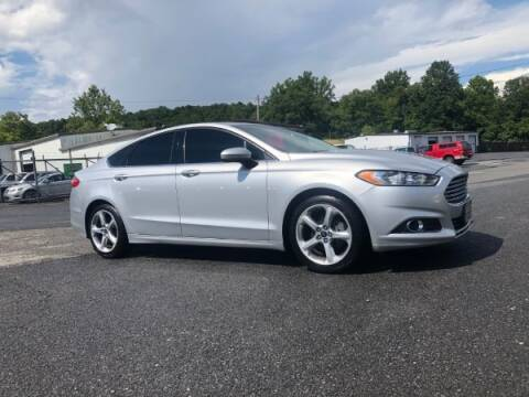 2016 Ford Fusion for sale at BARD'S AUTO SALES in Needmore PA