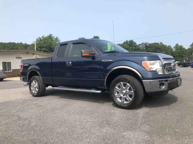 2013 Ford F-150 for sale at BARD'S AUTO SALES in Needmore PA