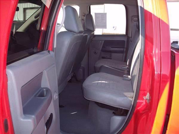 2008 Dodge Ram Pickup 1500 SLT 4dr Quad Cab 4WD SB - Needmore PA