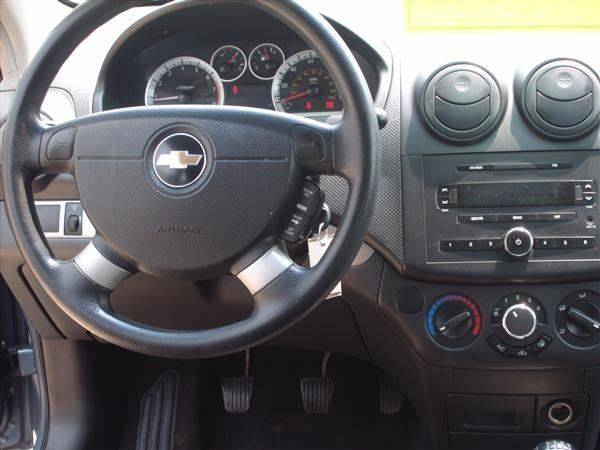 2007 Chevrolet Aveo LS 4dr Sedan - Needmore PA