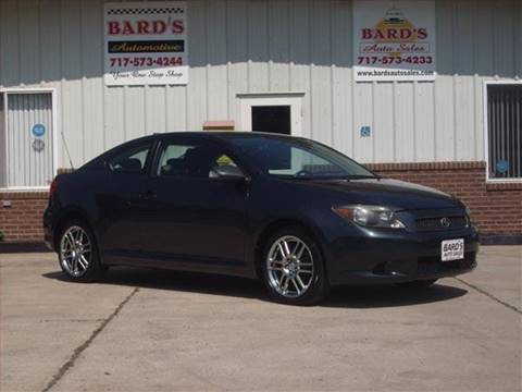 2006 Scion tC for sale at BARD'S AUTO SALES in Needmore PA