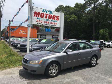 2007 Hyundai Sonata for sale in Panama City Beach, FL
